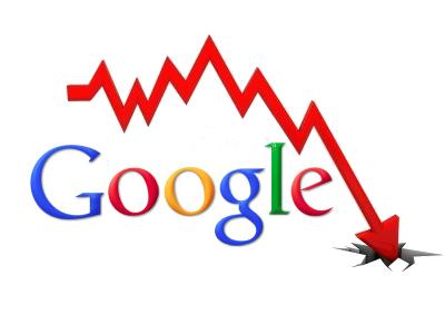 site penalizado pelo google
