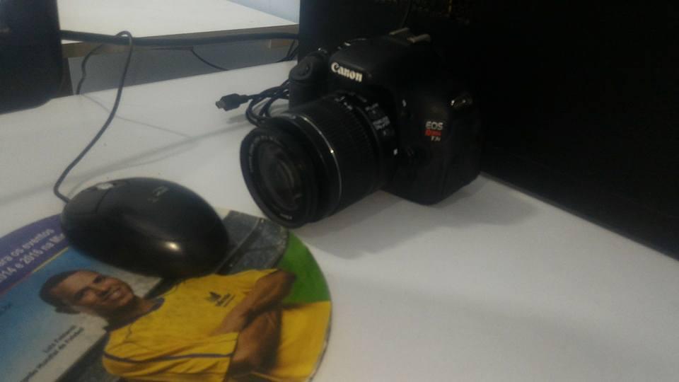 camera para gravar videos para o youtube