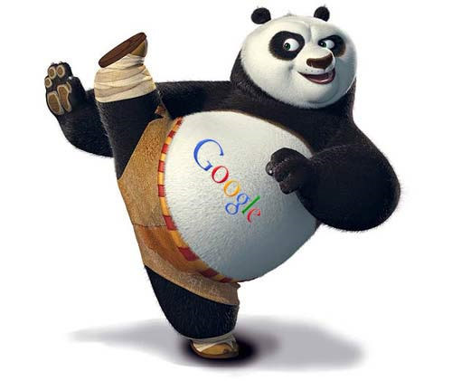 panda algoritmo do google