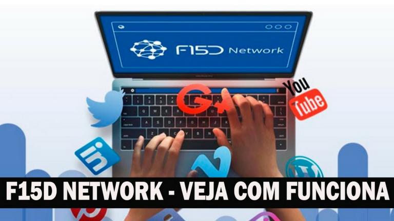 f15d network como funciona