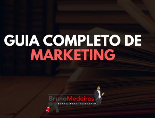 Marketing: Um guia completo para você entender do início ao fim