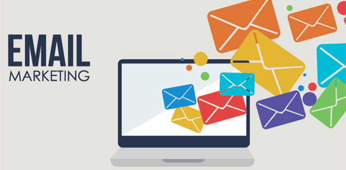 email marketing para vendas na internet