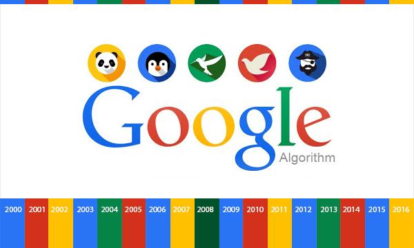 curso de seo online algoritmos