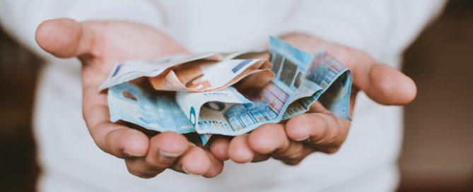 Como ganhar dinheiro na internet em euro